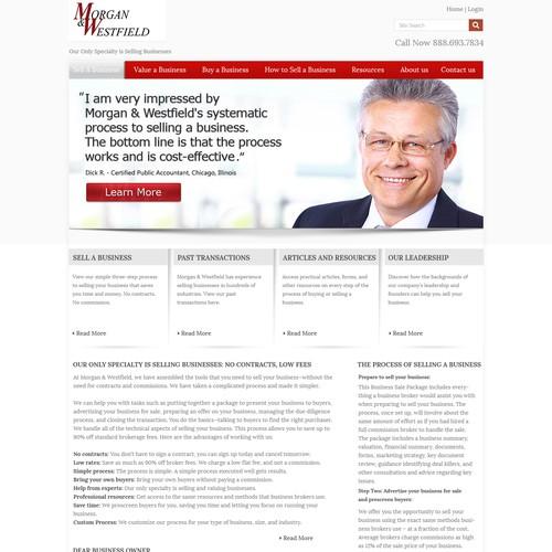 Ontwerp van finalist Vebiz Solutions