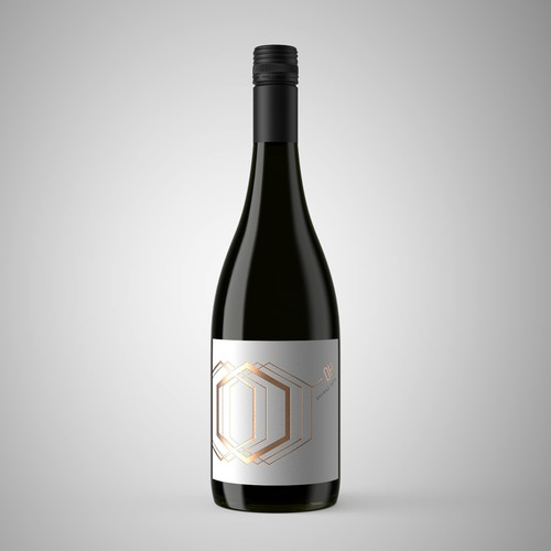 Design a premium wine label Diseño de Kirill D.