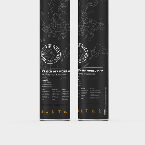Runner-up design by byjoao