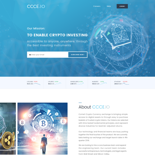 cryptocurrency trusted exchange