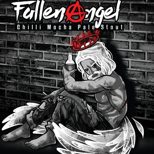 Runner-up design by WolfBell