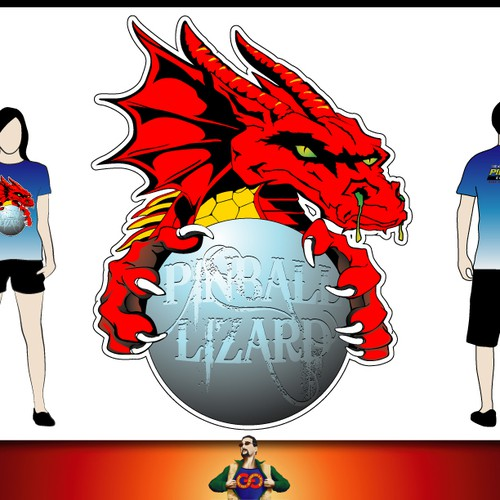 Runner-up design by GLGale