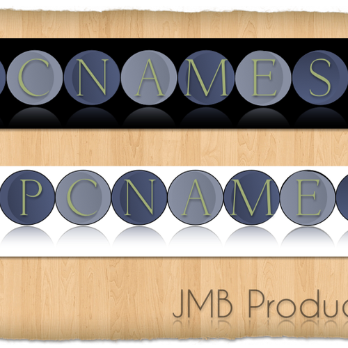 Design finalisti di JMB Productions