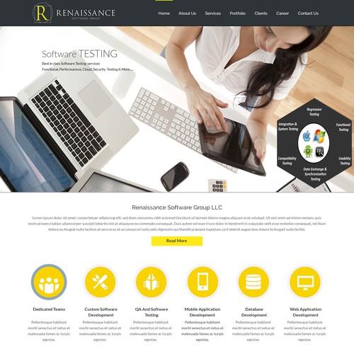 Runner-up design by rd2technology