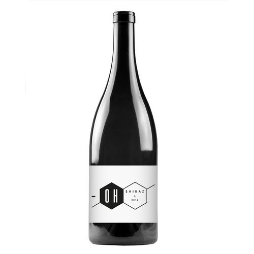 Design a premium wine label Design by tea.c