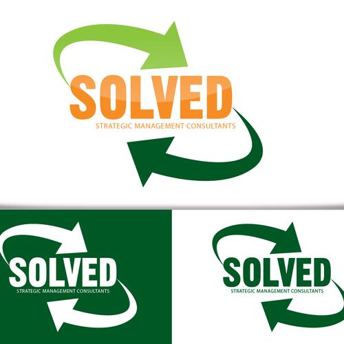 Create the next logo for solved strategic management for Strategic design consultancy