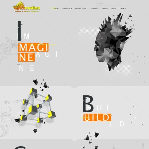 Diseño finalista de AxilSolutions