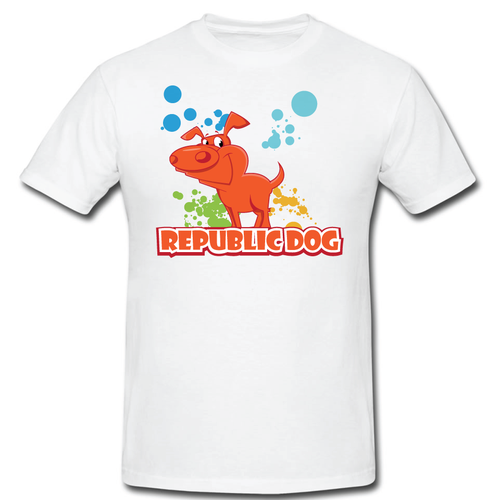 Guaranteed logo for a site selling t shirts to dog for Best website to sell t shirts