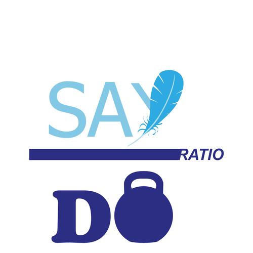 Runner-up design by Presentario