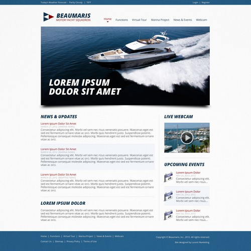 Diseño finalista de LucentDesign