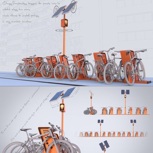 Runner-up design by Roman Litvin