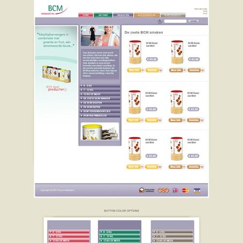 Diseño finalista de superbdesign