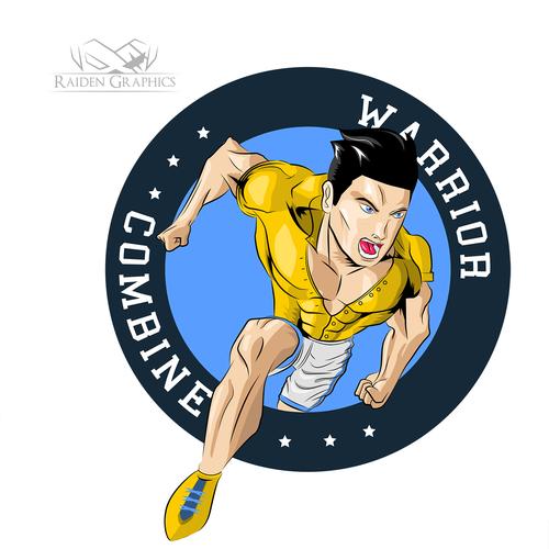 Runner-up design by RaidenD