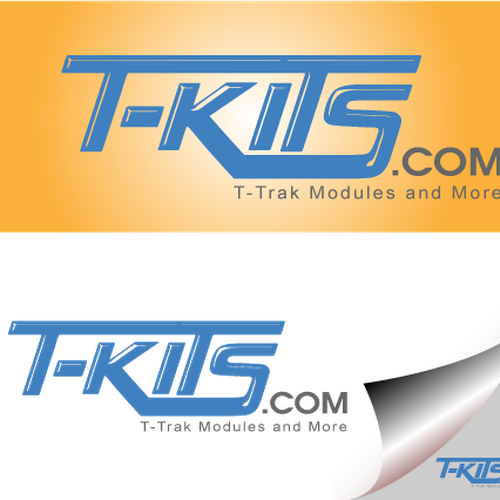 Create the next logo for T-Kits com | concurso Logotipos