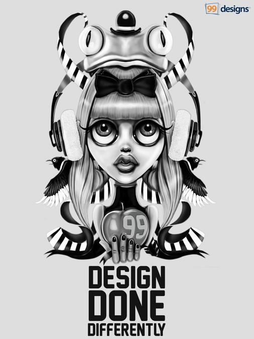 Winnend ontwerp van Giulio Rossi