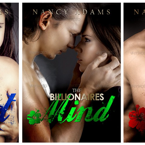 Create Appealing Romance Cover for New Billionaire Romance Trilogy! Design by Shezaad Sudar