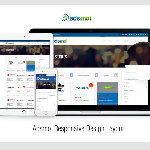 Diseño finalista de WebGuru™