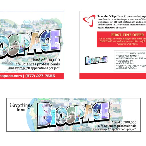 Runner-up design by AON