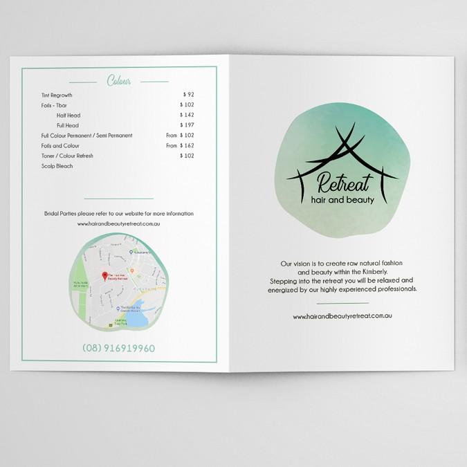 Design gagnant de Yulia Faj'rin