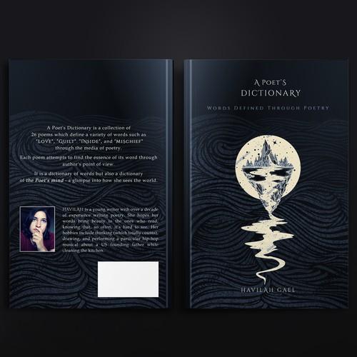 Design A Poetry Book Cover To Stand Out Concurso Portada