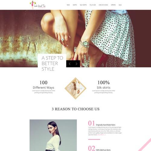 Runner-up design by Jasmin_VA