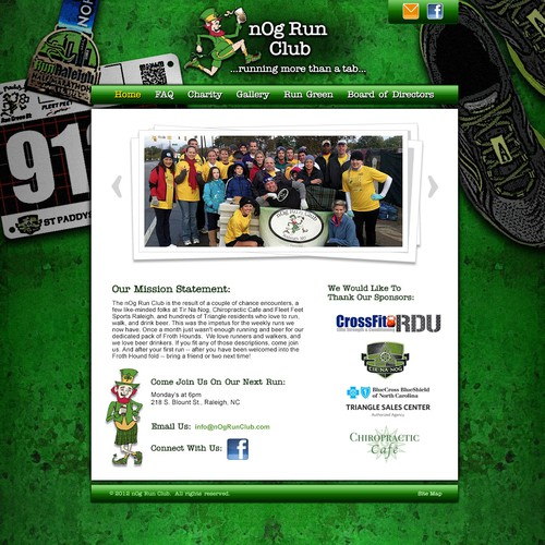 Runner-up design by Bill12450