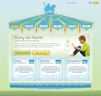 Runner-up design by ZadinDesign