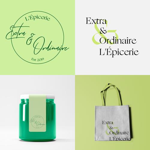 Runner-up design by fleurotique