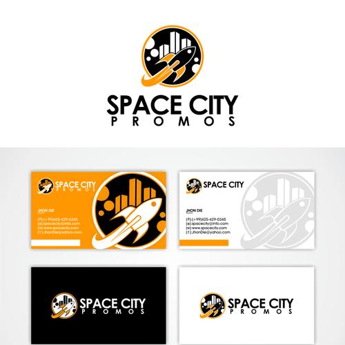 Help Space City Promos With A New Logo Logo Design Contest 99designs