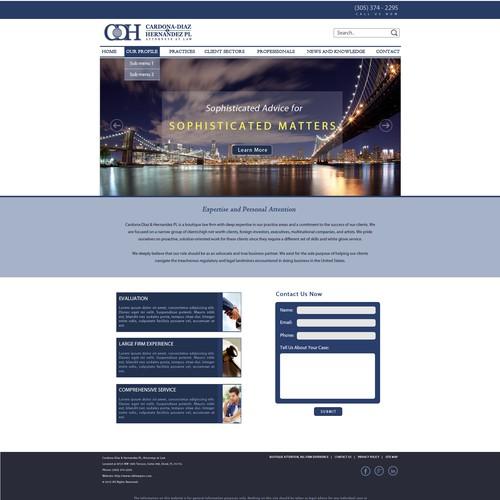 Design finalista por r i g z