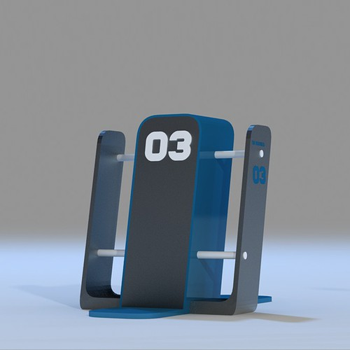 Runner-up design by wisnu 3ds