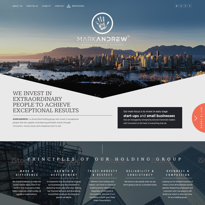 Winning design by JPSDesign