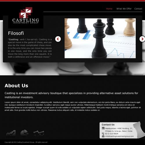 Ontwerp van finalist Vagust Studio
