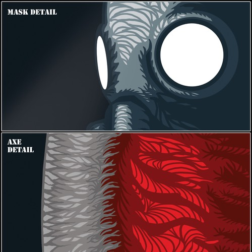 Runner-up design by The Kestrel Image