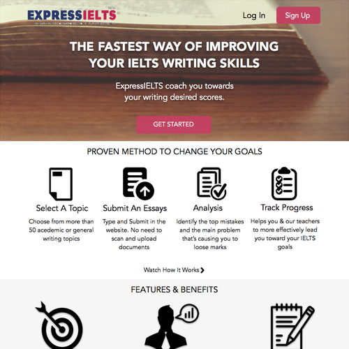 eilts essay Ielts writing task 2 (also known as ielts essay writing) is the second task of your ielts writing testhere, you will be presented with an essay topic and you will be scored based on your ability to respond to the topic.