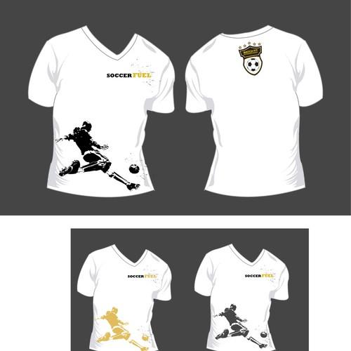 Runner-up design by Cochita