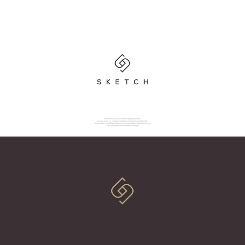 Design a Modern Classic Luxury Logo for Household Accessories Shop Design by Qianzy