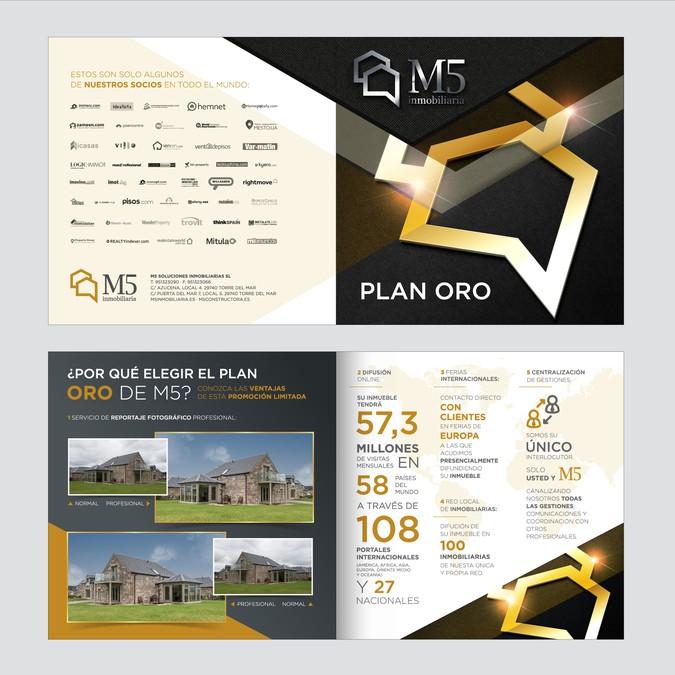 Diseño ganador de JMM Branding.