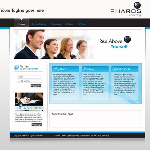 Diseño finalista de Twebdesign
