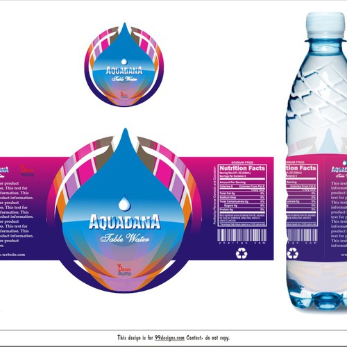 Runner-up design by zoeldev