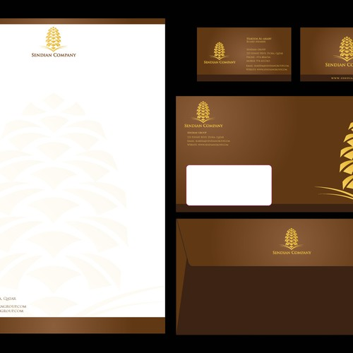 Runner-up design by Priyo