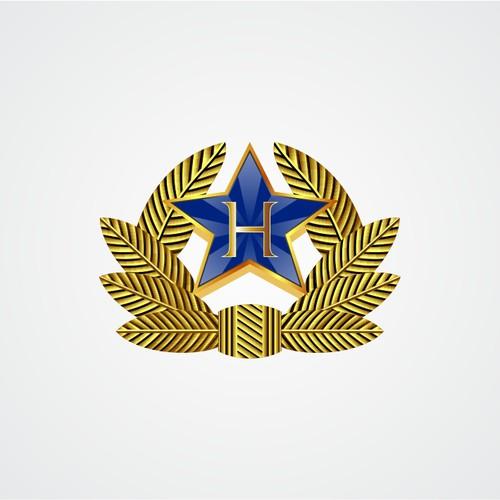 Runner-up design by AlRend
