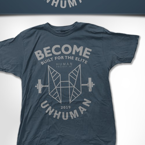 Runner-up design by WesD