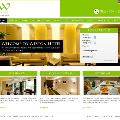 Meilleur design de webxvision