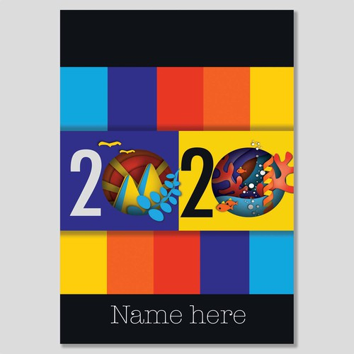 Runner-up design by Orange Pop Collective
