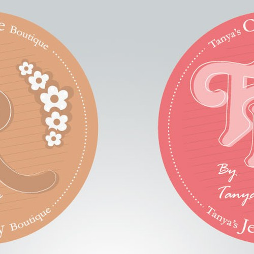 Runner-up design by madeli