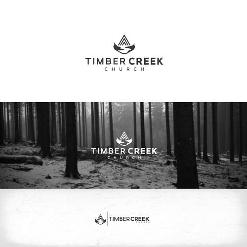 Create a Clean & Unique Logo for TIMBER CREEK Diseño de alexanderr