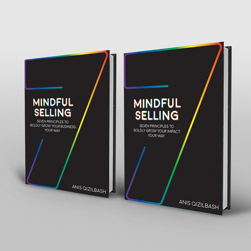 Business Book Cover ~ Mindful business book cover contest