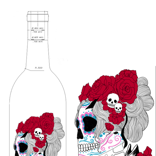 Diseño finalista de graphixette