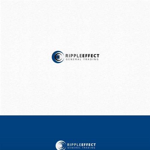 Logo required for Ripple Effect | Logo & brand identity pack